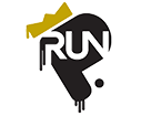 DJ RUN P. Logo