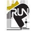 DJ RUN P. Logo
