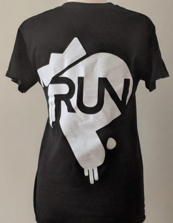 run p. crown tee back