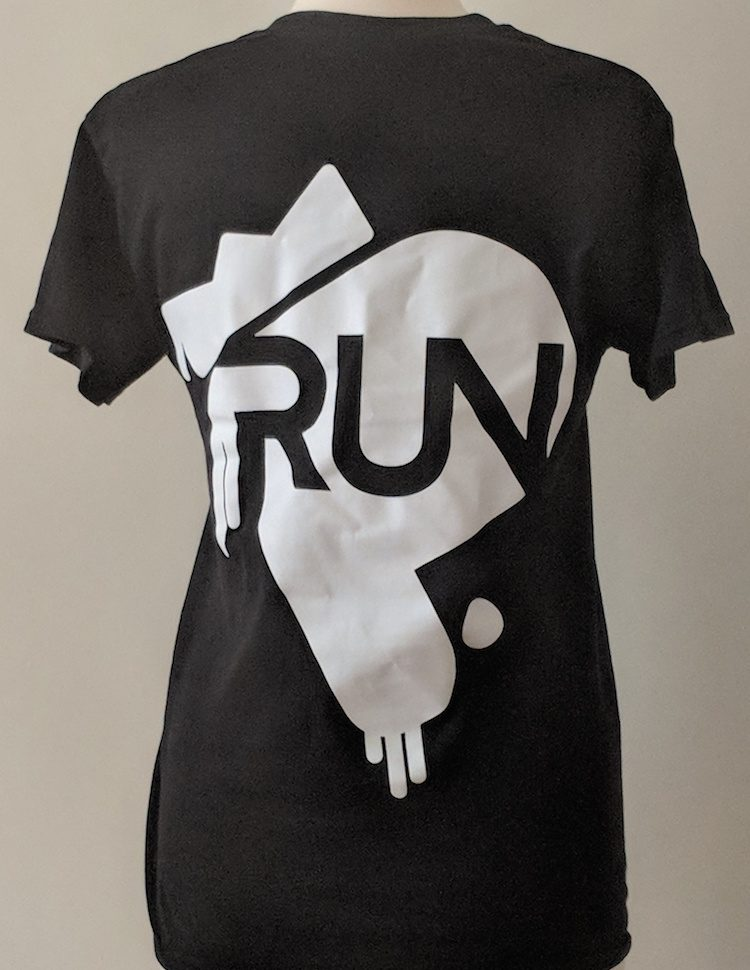 Run P. Crown logo tee