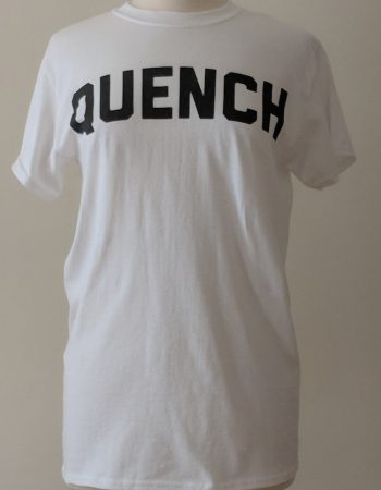 quench tee front